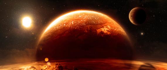 اكتشاف كوكب عاشر بحجم المريخ لكنه غير مرئي