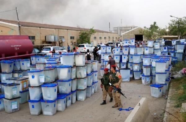 القضاء العراقي يقصر إعادة الفرز اليدوي للأصوات على مناطق بها مزاعم تزوير