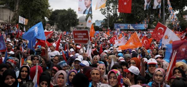 إردوغان يواجه اختبارا صعبا في انتخابات رئاسية وبرلمانية