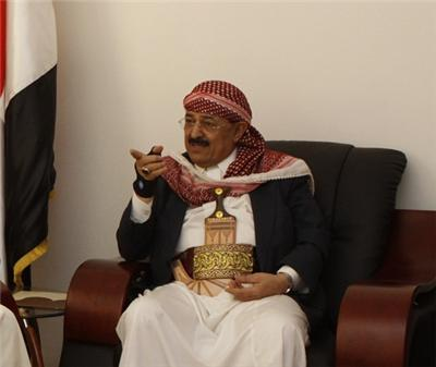 الدكتور سلام يبعث برقية للرئيس علي عبدالله صالح (النص)