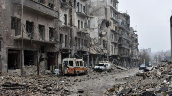 عشرات القتلى في غارة جوية على سجن تابع لتنظيم داعش في سوريا