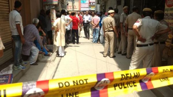 العثور على 10 جثث معلقة بسقف منزل في الهند