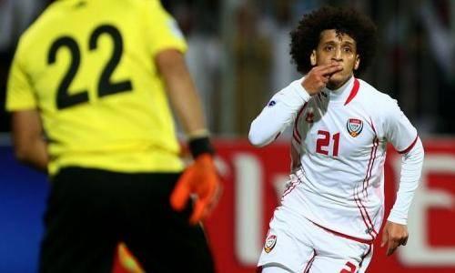 ليفربول يحضر عرضًا رسميًا لضم عموري نجم منتخب الإمارات