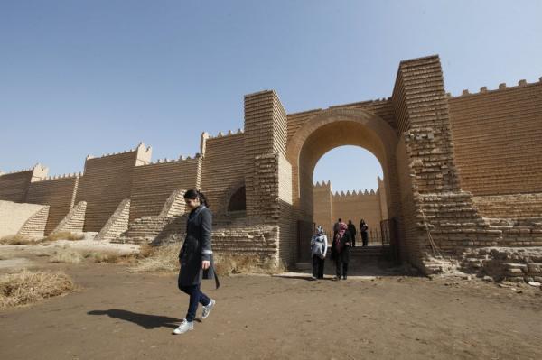 اليونيسكو تدرج بابل العراقية على لائحة التراث العالمي