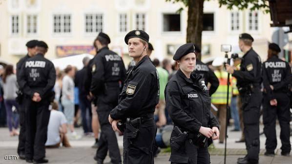 الشرطة: مقتل شخصين في إطلاق نار بجنوب ألمانيا