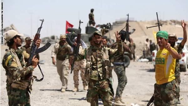 CNN: داعش يستعد والمرجعية الشيعية تحذر جيران العراق.. ورئيس الوزراء: نتهيأ لمعركة كبرى (صور)