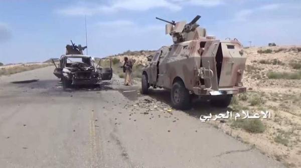 قوات الجيش تصد ثاني زحف في لحج