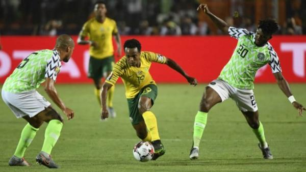 كأس الأمم الأفريقية 2019: نيجيريا تتخطى جنوب أفريقيا 2-1 وتبلغ الدور نصف النهائي