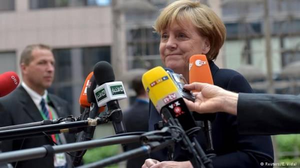 ميركل: لن يكون هنالك اتفاق مع اليونان بأي ثمن