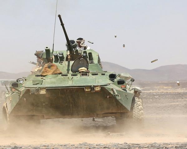 عملية نوعية للجيش بمتون الجوف