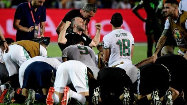 محرز يقود الجزائر الى النهائي بعد 29 عاما من الانتظار وتونس تودع البطولة بهدف مدافعها ديلان في مرماه