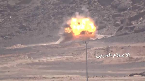 مدفعية الجيش تدك تجمعات ومواقع سعودية