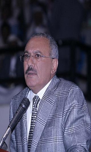 رسائل صالح العاجلة لكل اليمنيين: حافظوا على &#34الثورة&#34 وتمسكوا بـ&#34الجمهورية&#34 ولا تفرطوا بـ&#34الوحدة&#34