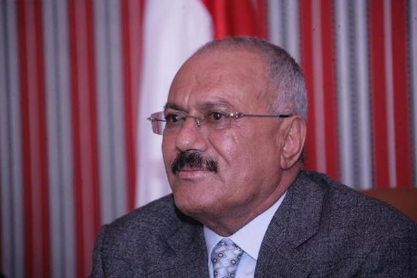 النصيري يهنىء الزعيم صالح في ذكرى توليه الحكم