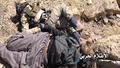 مصرع قيادات للمرتزقة شرق صنعاء
