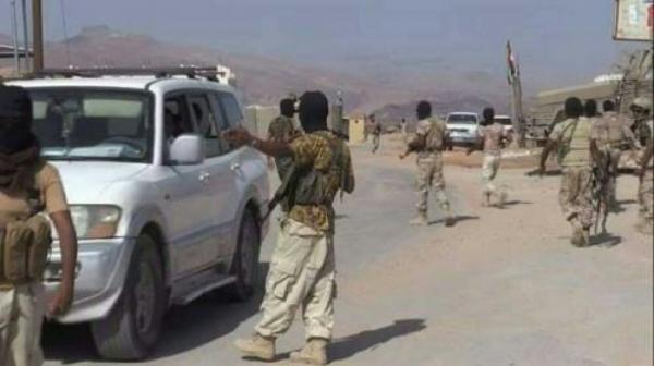 اغتيال أحد جنود النخبة الشبوانية بمدينة الريدة