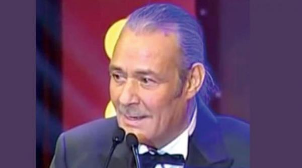 وفاة الفنان المصري فاروق الفيشاوي