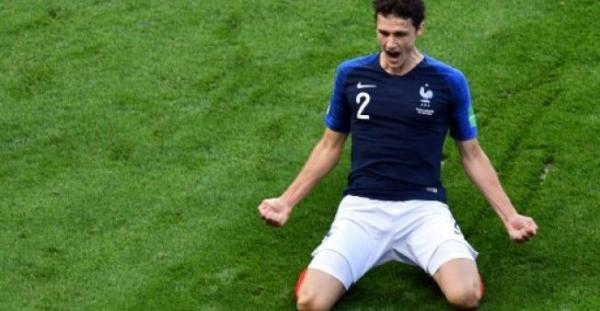 الفيفا: هدف الفرنسي بافار ضد الأرجنتين الأجمل في كأس العالم 2018