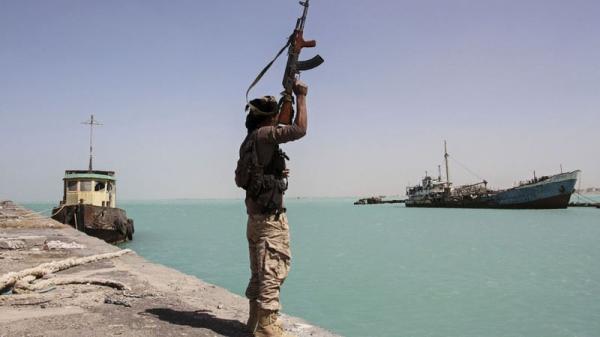 مسؤول أمريكي لـ(خبر): استهداف الحوثيين لناقلة النفط السعودية &#34رسالة إيرانية&#34