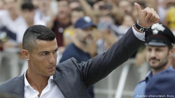 رونالدو سيدفع ملايين اليورو تفاديا للسجن في إسبانيا