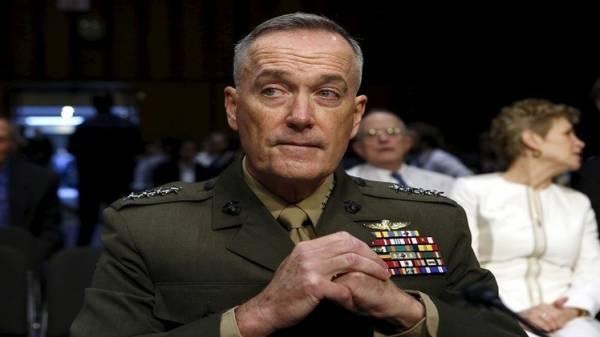 رئيس أركان الجيش الأمريكي: روسيا خطر وجودي على الولايات المتحدة