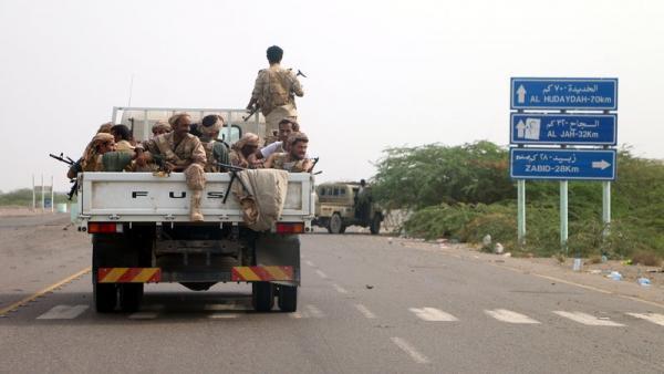 منطقة &#34الجاح&#34 بالحديدة تتبسم من جديد بعد ثلاث سنين أهلك الحوثي فيها الحرث والنسل (تقرير)