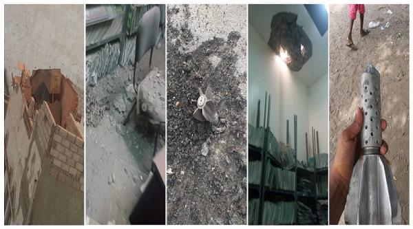 مجزرة مستشفى الثورة بالحديدة تمت بقصف مدفعي حوثي (أدلة وشواهد)