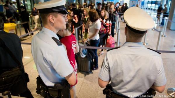 إلغاء مائتي رحلة جوية بسبب إخلاء جزئي لمطار فرانكفورت