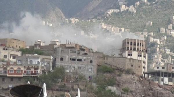 استشهاد وجرح 6 مدنيين جراء قصف للمرتزقة غرب تعز