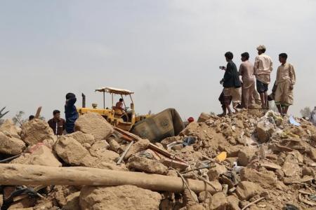 اللجنة الدولية للصليب الأحمر تدين مجازر العدوان في صعدة وتعز