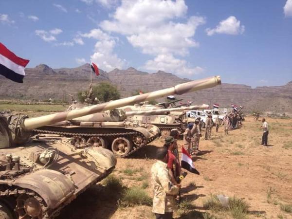نجاة قائد عسكري من محاولة اغتيال بمحافظة الضالع