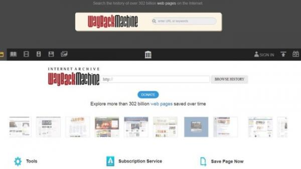 بوليوود &#34تتسبب في حجب&#34 موقع &#34أرشيف الإنترنت&#34 في الهند