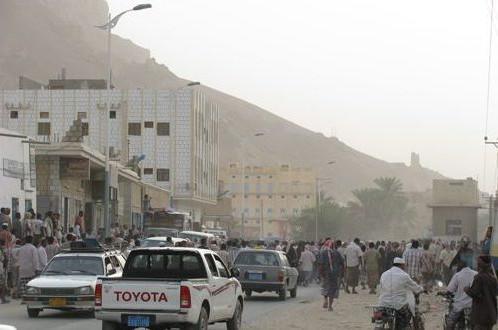 مقتل مواطن من قبل مسلحين مجهولين في مدينة القطن بحضرموت