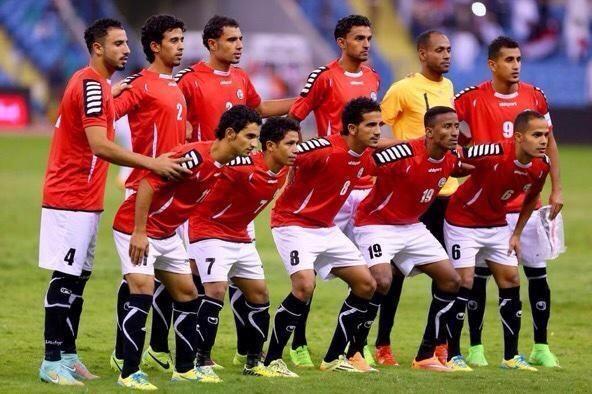 المنتخب اليمني في المركز (146) في تصنيف الفيفا