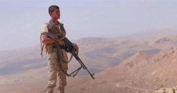البيضاء: افشال هجوم لمليشيا الحوثي في جبهة الزاهر
