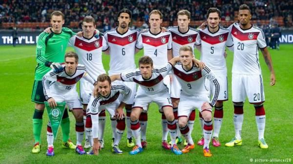بطلة العالم ألمانيا تحافظ على صدارة تصنيف منتخبات العالم