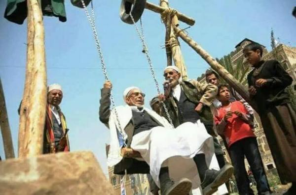 توظيف &#34المدرهة&#34 يكمل تقليعات الحوثيين ويتسبب بموجة سخرية عارمة (وثيقة)