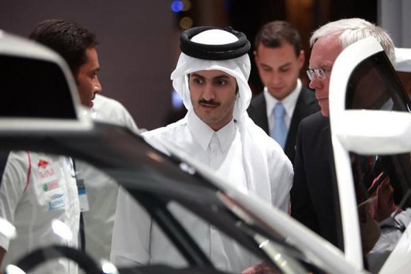 دعوة قضائية ضد شقيق أمير قطر