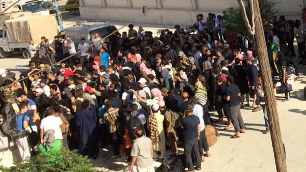 &#34داعش&#34 يرجم لأول مرة رجلا بتهمة الاغتصاب في دير الزور