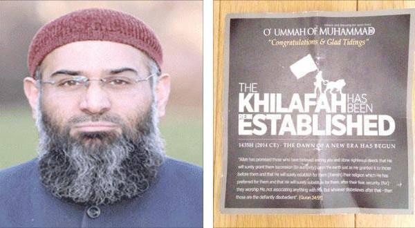 «داعش» يوزع منشورات وسط لندن تدعو للهجرة إلى دولة الخلافة