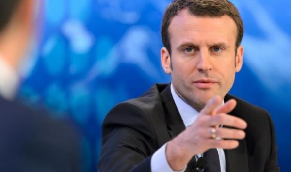 ماكرون يطالب إردوغان بإعادة صحفي فرنسي محتجز إلى بلاده