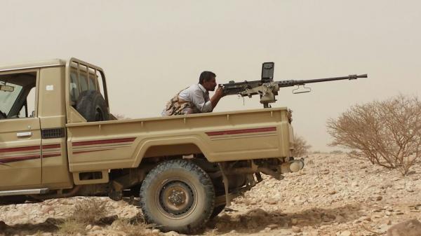 مصرع 6 حوثيين خلال مواجهات مستعرة بخب والشعف بمحافظة الجوف