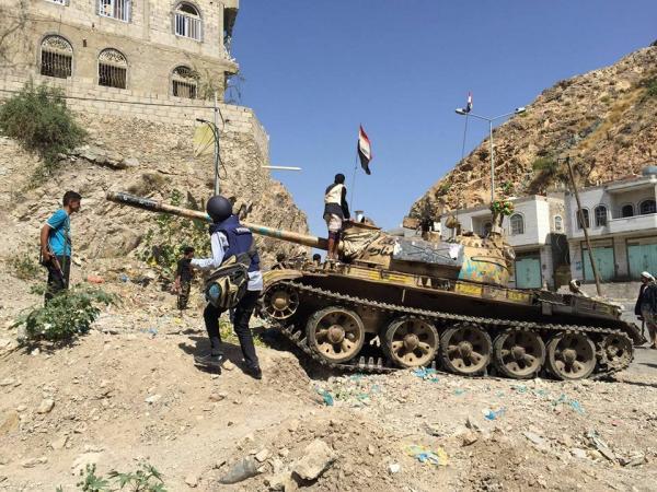 تعز.. إحباط هجومين لمليشيات الحوثي في الكدحة والصلو