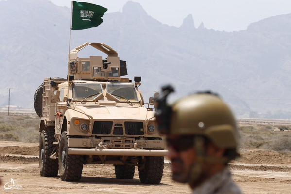 السعودية تدفع بقوات للسيطرة على ميناء ومطار عدن