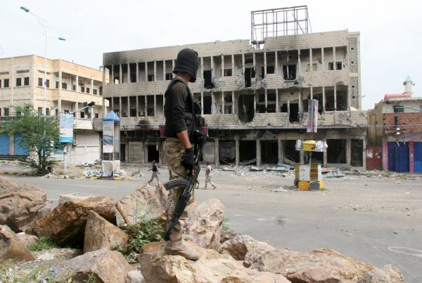 اغتيال مجند موال للعدوان بمدينة تعز