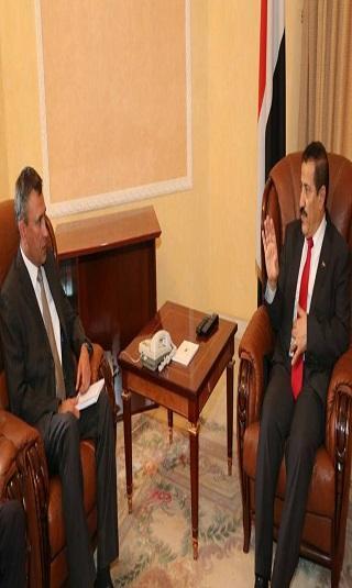 لقاء يمني روسي يناقش تحركات ولد الشيخ &#34الفردية&#34 في المنطقة