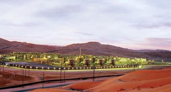 السعودية: استهداف &#34حقل الشيبة&#34 البترولي بطائرات مسيرة مفخخة