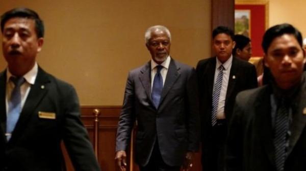 وفاة كوفي عنان الأمين العام السابق للأمم المتحدة في مستشفى بسويسرا