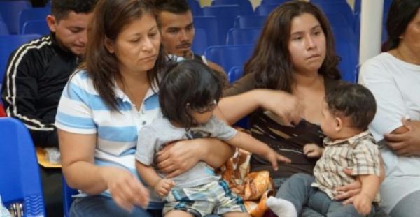 أكثر من 550 طفلاً مهاجراً ما زالوا محتجزين في الولايات المتحدة