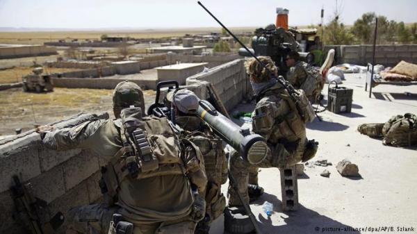 التحالف: القوات الأمريكية ستبقى في العراق ما اقتضت الضرورة